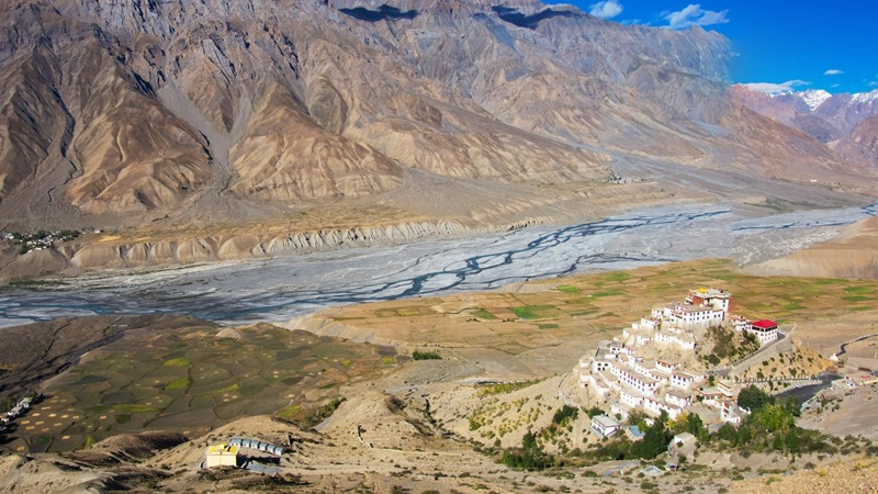 Key Gompa photo